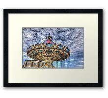 Chair O Plane Framed Print