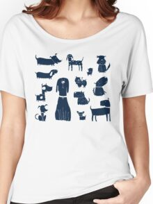 puppers Women's Relaxed Fit T-Shirt