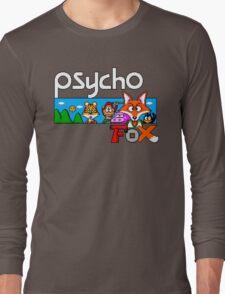 PSYCHO FOX - SEGA MASTER SYSTEM Long Sleeve T-Shirt