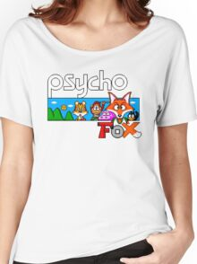 PSYCHO FOX - SEGA MASTER SYSTEM Women's Relaxed Fit T-Shirt