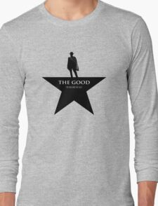 The Good, The Bad and The Ugly - An Italian Western Long Sleeve T-Shirt