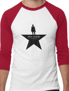 The Good, The Bad and The Ugly - An Italian Western Men's Baseball ¾ T-Shirt