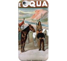 Performing Arts Posters William Faversham in The squaw man 0125 iPhone Case/Skin