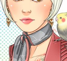 Birdy Sticker
