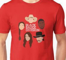 Wynonna Earp - Black Badge Division (Minimalistic poster) Unisex T-Shirt