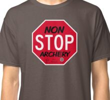 Non Stop Archery! Classic T-Shirt