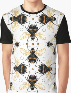 The Bumble Bee Dance Graphic T-Shirt