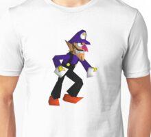 Waluigi Sprite Unisex T-Shirt
