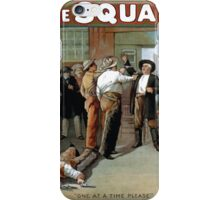 Performing Arts Posters William Faversham in The squaw man 0123 iPhone Case/Skin