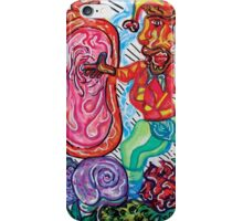 Good Vibrations (Paradox in Pink) iPhone Case/Skin