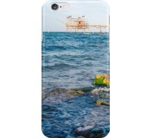 Along the Abruzzo coast  iPhone Case/Skin