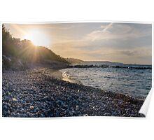 An italian sunset Poster