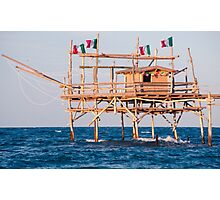 Seascapes of Italy  Photographic Print