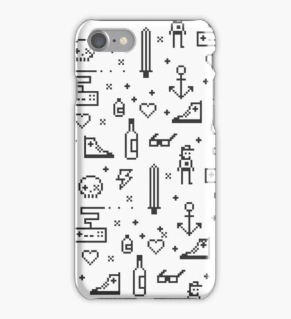 Let's pixelate iPhone Case/Skin