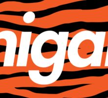 Sinigang Box Logo Tiger Sticker