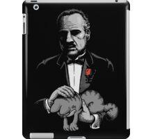 The Cat Father iPad Case/Skin