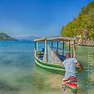 Water Taxi by Adam Northam