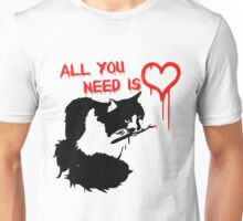 All You Need Is Cat Unisex T-Shirt