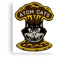 Fallout 4 - Atom Cats Canvas Print