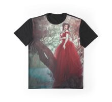 Crimson Queen Graphic T-Shirt