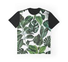 Tropical Garden Graphic T-Shirt