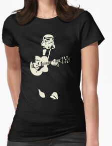 Rock N Clone Womens Fitted T-Shirt