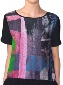 Venice Beach Graffiti  Chiffon Top