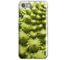 Cauliflower fractals iPhone Case/Skin