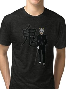 Mr Oni Tri-blend T-Shirt