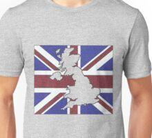United Kingdom Flag Unisex T-Shirt