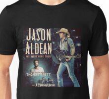 JASON ALDEAN TOUR 2016 Unisex T-Shirt