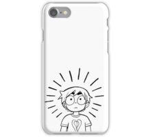 Suprised Scott Pilgrim iPhone Case/Skin
