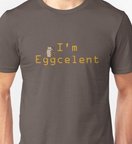 Regular Show Rigby Eggcelent Unisex T-Shirt