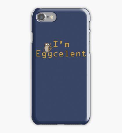 Regular Show Rigby Eggcelent iPhone Case/Skin