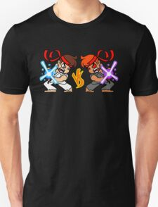 Fight Yourself - Mirror Version T-Shirt