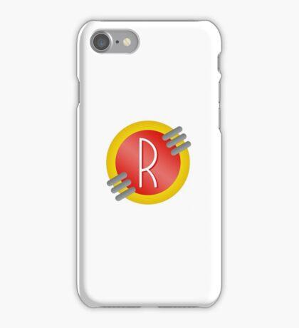 Meet The Robinsons R Logo iPhone Case/Skin
