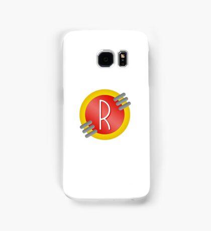 Meet The Robinsons R Logo Samsung Galaxy Case/Skin