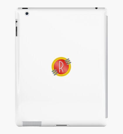 Meet The Robinsons R Logo iPad Case/Skin