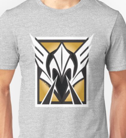 Rainbow Six Siege - Valkyrie Logo  Unisex T-Shirt