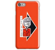 Orange Jumpsuit Tyler iPhone Case/Skin