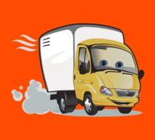 Cartoon delivery / cargo truck Kids Tee
