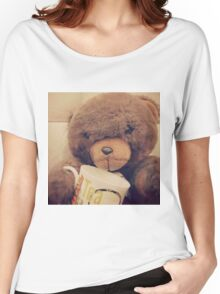 Teddy lovee Women's Relaxed Fit T-Shirt