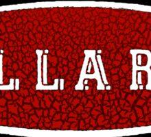 Allard Cars UK Sticker