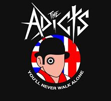 the adicts uk you'll never walk alone Unisex T-Shirt