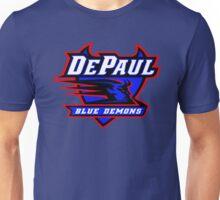 DePAUL BLUE DEMONS UNIVERSITY Unisex T-Shirt
