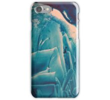 'Jagged' but ready for the challenge iPhone Case/Skin