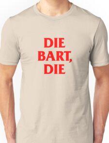 Die Bart, Die – Sideshow Bob Tattoo Unisex T-Shirt