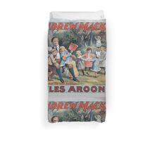 Performing Arts Posters The singing comedian Andrew Mack in the greatest of Irish plays Myles Aroon 0734 Duvet Cover