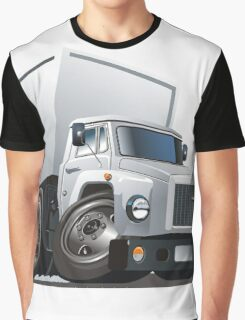 Cartoon delivery / cargo truck Graphic T-Shirt