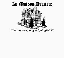 La Maison Derriere – Bart After Dark, Simpsons Unisex T-Shirt